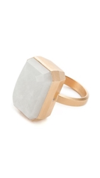 Ringly Daydream Tech Ring Rainbow Moonstone