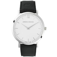 Larsson And Jennings Lader Watch Black