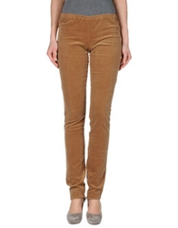 American Retro Casual Pants Camel