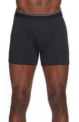 The Rail Modal Blend Boxer Briefs Black