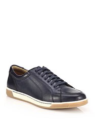 Cole Haan Vartan Sport Oxford Sneakers Blazer Blue Antique