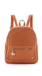 Deux Lux Mulberry Backpack Peach