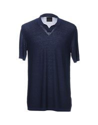 Relive Sweaters Dark Blue