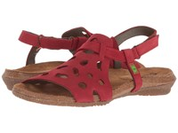 El Naturalista Wakataua N5064 Tibet Shoes Burgundy