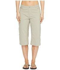 Woolrich Daring Trail Convertible Knee Pants Vintage Khaki Women's Casual Pants