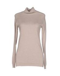 Snobby Sheep Knitwear Turtlenecks Women Beige