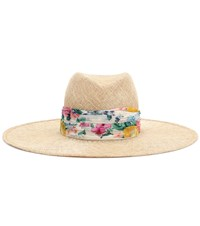 Zimmermann Exclusive To Mytheresa.Com Straw Hat White