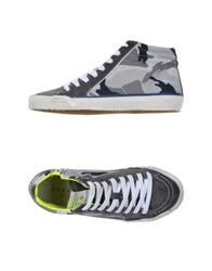 Serafini Sport High Tops And Trainers Grey