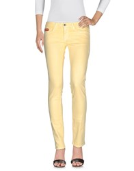 Unlimited Jeans Yellow