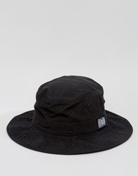Globe Wide Brim Hat Black
