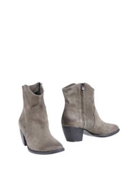 Luca Valentini Ankle Boots Black