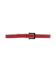 Coccinelle Belts Red