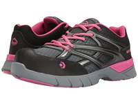 Wolverine Jetstream Composite Toe Grey Pink Women's Shoes Gray