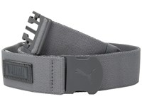 Puma Golf Ultralite Stretch Belt Quiet Shade Belts Gray