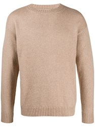 Laneus Crew Neck Knit Jumper 60