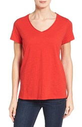 Eileen Fisher Women's Organic Cotton Tee