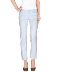 Betwoin Trousers Casual Trousers Women Sky Blue