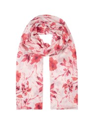 Kaliko Oriental Bloom Printed Scarf
