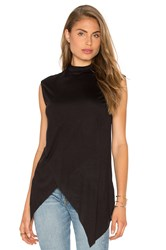 Twenty Perfect Modal Asymmetrical Tank Black