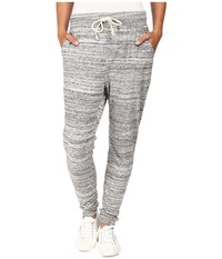 Alternative Apparel Eco Jersey Space Dye Jogger Pants Urban Grey Women's Casual Pants Gray