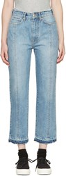 Won Hundred Blue Deedee 2 Jeans