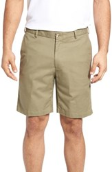 Peter Millar Soft Touch Twill Shorts New Military