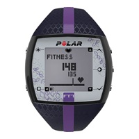 Polar Ft7 Heart Rate Monitor Blue Lilac