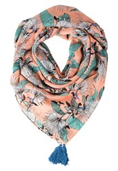 Ichi Anjanna Scarf Prairie Sunset Multicoloured