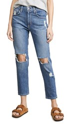 James Jeans Donna High Rise Mom Melrose