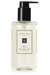 Jo Malone London Poppy And Barley Body And Hand Wash Colorless
