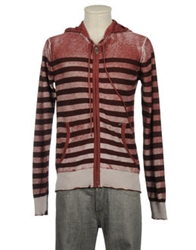 Guess Cardigans Maroon
