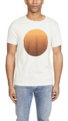 Madewell Sunset Graphic Tee Parchment