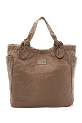 Marc By Marc Jacobs Core Pretty Nylon Tate Tote Gray