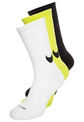 Nike Performance Hbr Crew 3Pack Sports Socks White Black