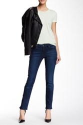 Level 99 Lily Skinny Straight Leg Jean Blue