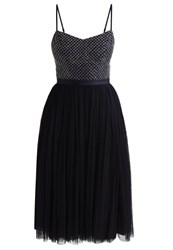 Needle And Thread Cocktail Dress Party Dress Midnight Black