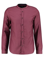 Burton Menswear London Shirt Bordeaux