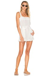 6 Shore Road Rumba Romper White