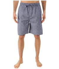 Jockey Chambray Sleep Shorts Paisley Men's Pajama Multi