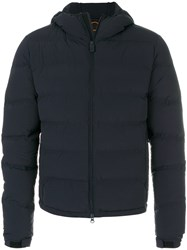 Aspesi Padded Coat Blue