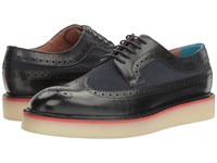 Paul Smith Maddie Oxford Dark Navy Women's Lace Up Casual Shoes
