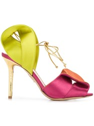 Charlotte Olympia Romy Sandals Pink
