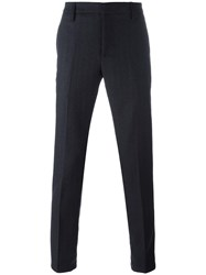Dondup 'Gaubert' Tapered Trousers Blue