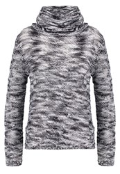 Jdymaddy Jumper Black Cloud Dancer