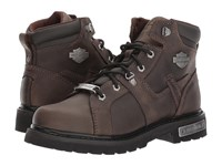 Harley Davidson Ruskin Olive Lace Up Boots
