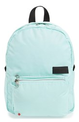 State Bags The Heights Mini Lorimer Nylon Backpack Blue Mint