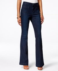Styleandco. Style And Co. Stream Wash Flared Jeans Only At Macy's