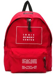 Eastpak X Undercover Backpack Red