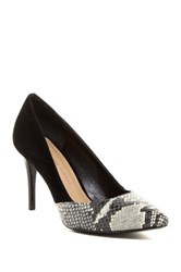 Elaine Turner Designs Jessica Snake Embossed Pump Multi