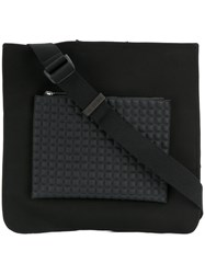 No Ka' Oi Square Shoulder Bag Black